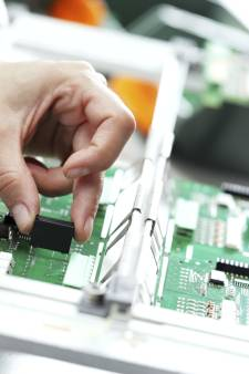 Chipfabrikant Intel nu minder dan 5 procent in ASML in Veldhoven