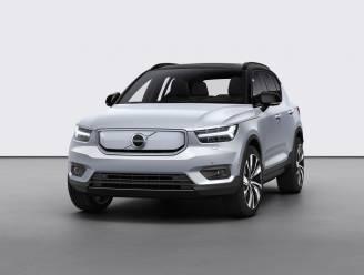 Volvo XC40 P8 Recharge is tweede elektrische SUV 'made in Belgium'