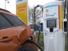 Shell test 'bufferaccu' voor het snelladen van auto's