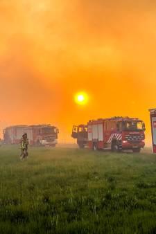 Grootste natuurbrand in Nederland ooit, er is nooit aandacht voor de brandveiligheid geweest