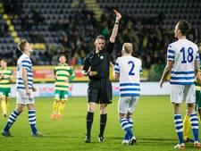 Drie scheidsrechters bij VVV-De Graafschap