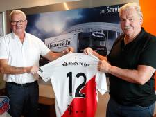 Nieuwegeins familiebedrijf prijkt op de plek van spelersnaam op FC Utrecht-shirt