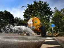 Douche voor Deurnese wegen