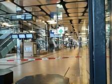 Verdacht object van reiziger Amsterdam Centraal ongevaarlijk: station weer vrijgegeven, OV opgestart