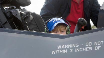 F-35-straaljager lokt extra volk naar Belgian Airforce Days