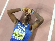 Grant Holloway bat le vieux record du monde de Colin Jackson sur 60m haies