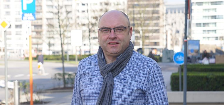 Schepen Michel Vincke (sp.a)