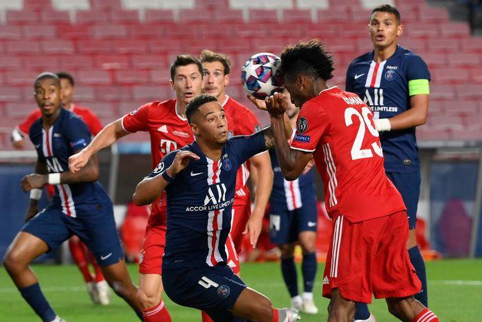 De enige keer dat PSG niet scoorde in de CL, was in de finale vorig seizoen tegen Bayern (1-0 nederlaag).