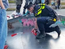 Deel skatepark Vathorst afgelint wegens schade