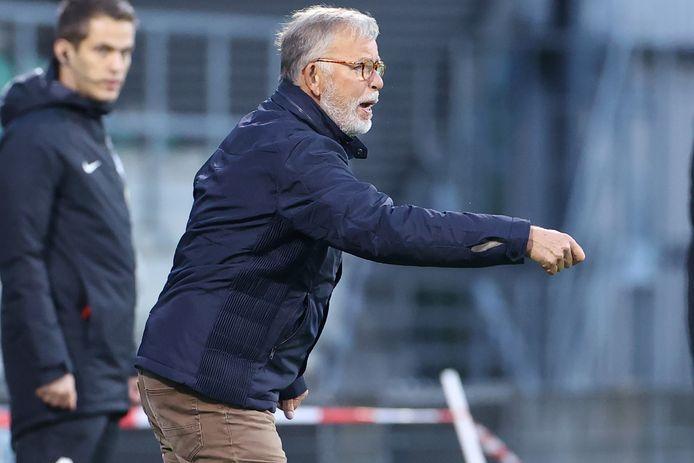 Harry van den Ham keert maandag terug bij zijn oude club TOP Oss.