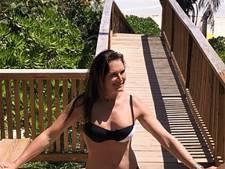 Brooke Shields heeft 38 jaar na The Blue Lagoon nog oogverblindend bikinilijf