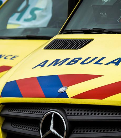 Verhuizing ambulanceposten in regio in 2018