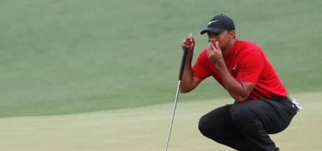 McIlroy en Thomas golfen vandaag in de kleuren van Tiger Woods