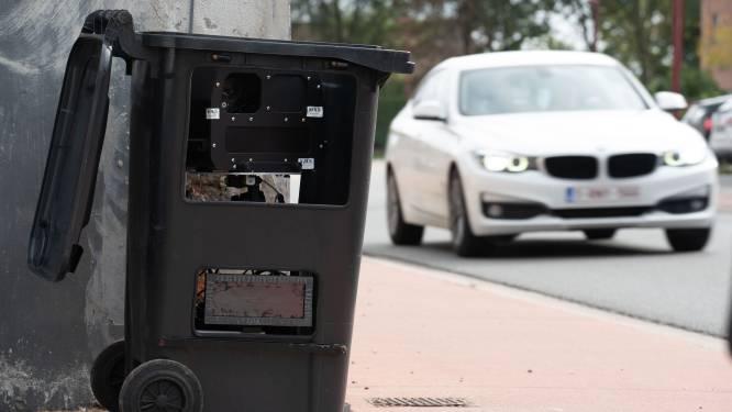 Politie Ronse gooit 117 snelheidsovertreders op de bon
