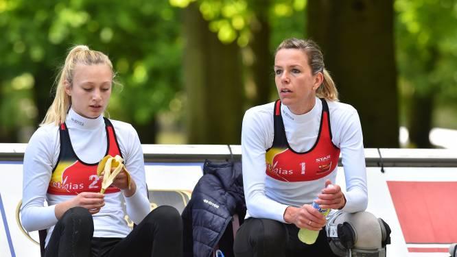 """Kim Lieckens doet mee aan BK-manche in Kortrijk: """"Ik vind beachvolley nog steeds de meest fantastische sport"""""""