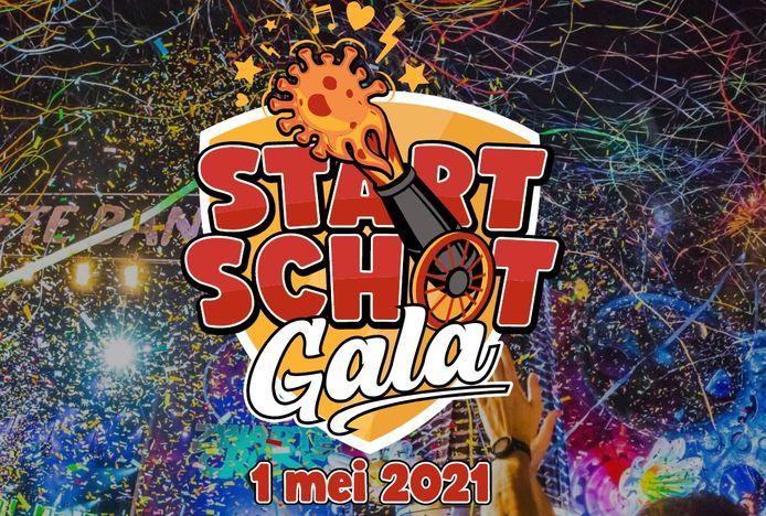 Het Startschotgala op 1 mei is een test-evenement op het Zwarts Cross-terrein.