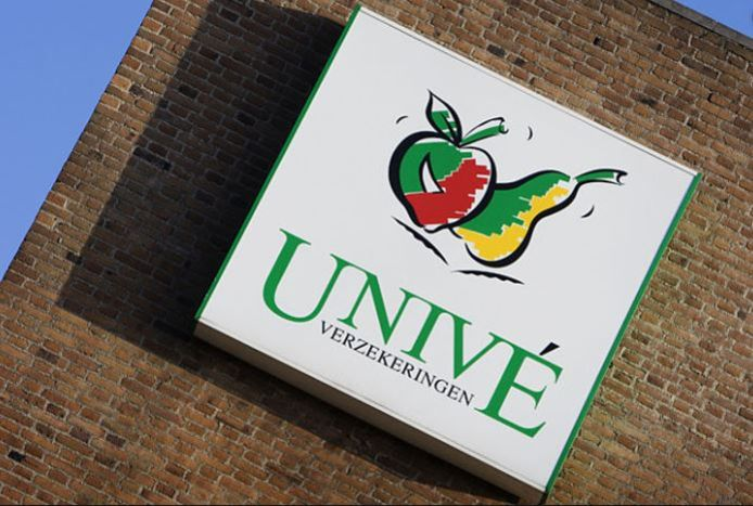De huidige winkel van Univé in Almelo gaat niet meer open.