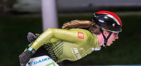Janneke Elzinga: ik hoop elk jaar op schaatsmarathon in eigen land