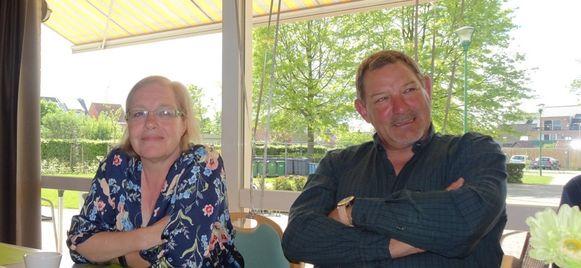 Ann Van Caenegem en Rudy Hennebert staan dag en nacht paraat voor de bewoners.
