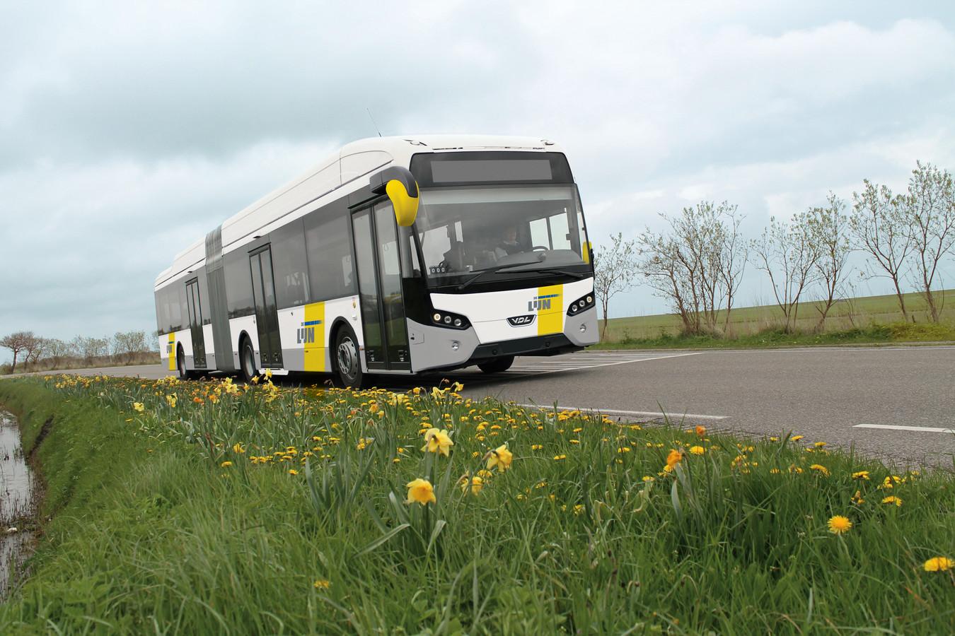 VDL gaat bussen van het type Citea leveren  aan De Lijn.