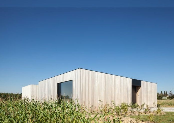 TOOP architectuur / Tim Van de Velde