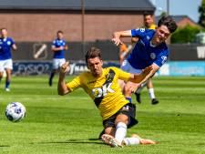 FC Den Bosch onderuit in oefenwedstrijd bij NAC
