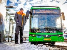 Sturen met handschoenen aan: airco in bus uit Deurne werkt nog steeds niet goed