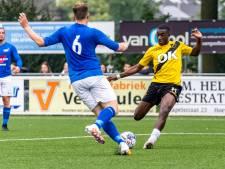 Kotzebue laat zich zien bij oefenzege NAC op VV Hoeven
