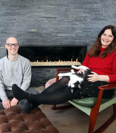 Koen en Bethany verhuisden naar Brabant voor de ruimte: 'Het is ook zo gezellig, dat waren we niet gewend'
