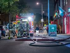 Woningen ontruimd vanwege brand in Poolse bakkerij