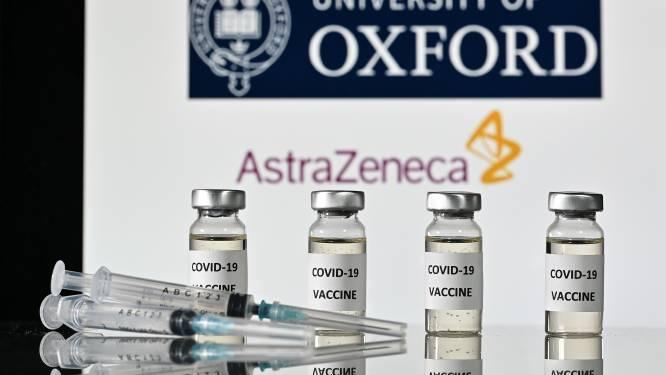 Europese vergunning voor coronavaccin AstraZeneca, ook voor 65-plussers