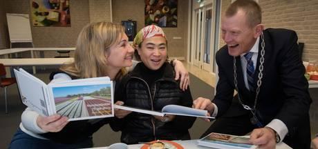 Inburgeren met 'Noordoostpolder 75 jaar droog'