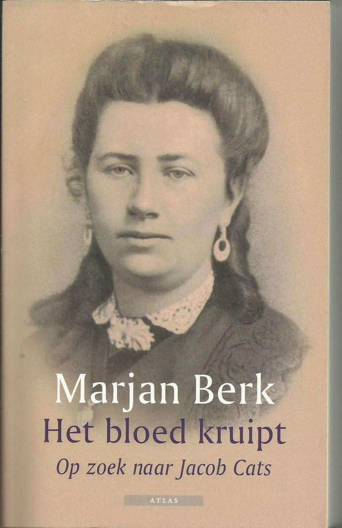 cover Het bloed kruipt van Marjan Berk