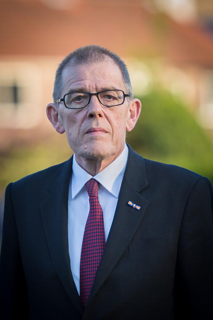 Burgemeester Piet Zoon