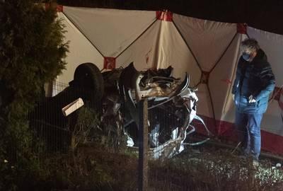 Accident sur un passage à niveau: les trois jeunes victimes n'avaient ni permis ni ceinture de sécurité