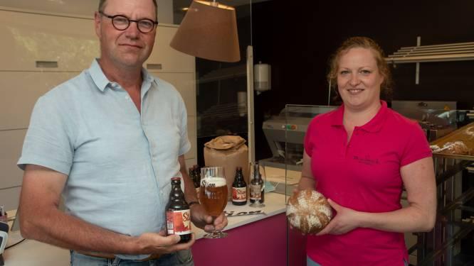 Stienbrood is een nieuw desembrood met Wetters Stien bier en Massemse tarwe voor speciale gelegenheden
