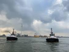 Antwerpse haven breidt vloot uit met energie-efficiënte sleepboten