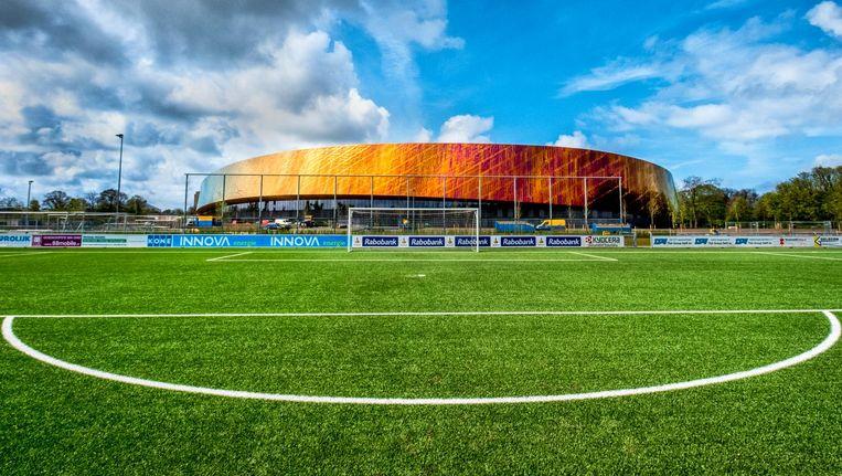 'Den Haag wil zijn sportieve imago vergroten door elk jaar een groot sportevenement naar de stad halen.' Beeld Raymond Rutting