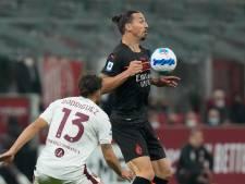 AC Milan neemt dankzij zege op Torino afstand van Napoli