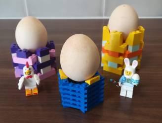 LEGOMASTERS at home: bouw je eigen eierdopjes