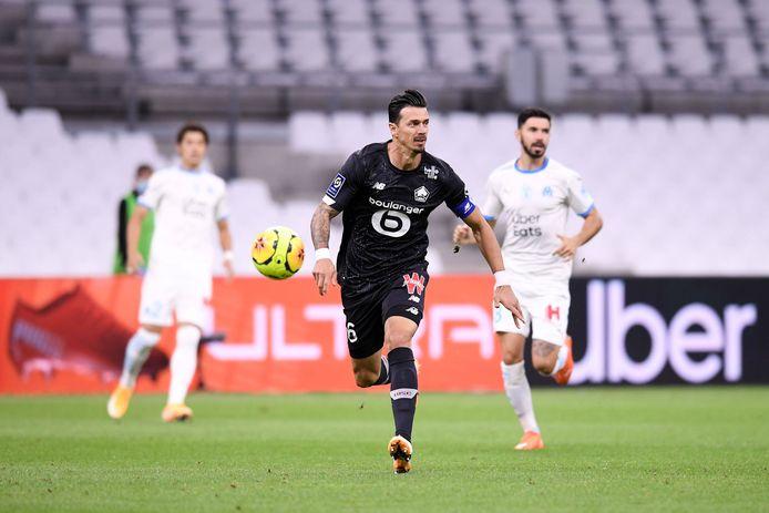 06 JOSE FONTE LIL FOOTBALL : Marseille vs Lille - Ligue 1 Uber Eats - 20/09/2020 FEP/Panoramic PUBLICATIONxNOTxINxFRAxITAxBEL