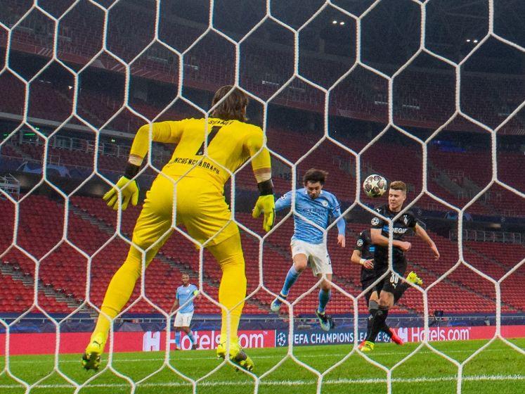 Samenvatting Champions League: Borussia Mönchengladbach - Manchester City