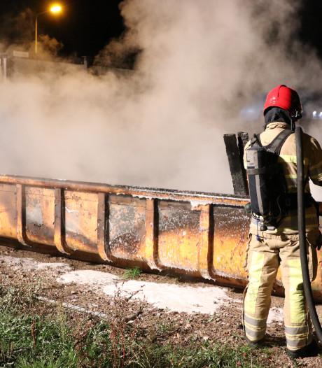 Opnieuw brand op Urk