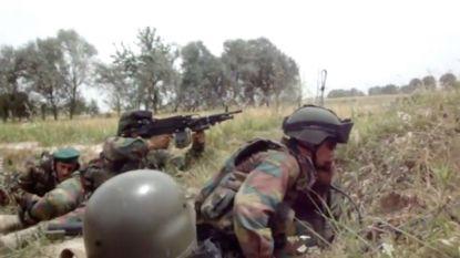 Nieuwe beelden tonen hoe Belgische para's in hinderlaag van taliban liepen in Afghanistan