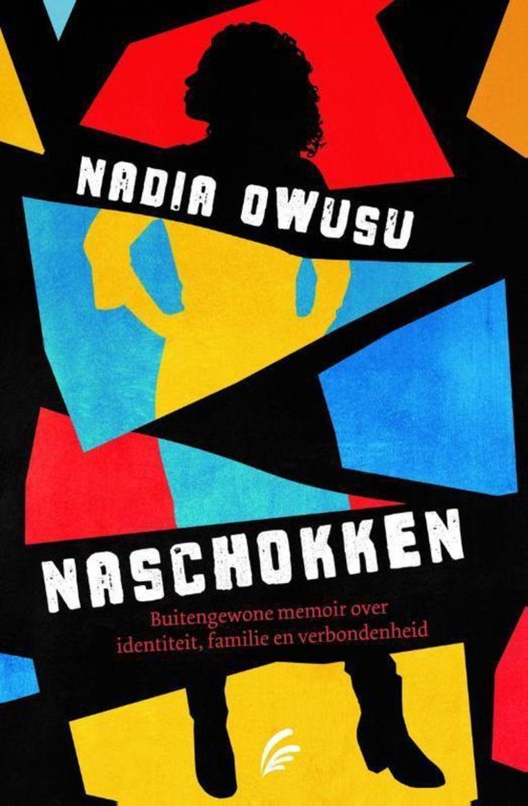 Nadia Owusu, 'Naschokken', Signatuur, 352 p., 22,99 euro. Vertaling Anne Jongeling.  Beeld