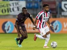 Willem II'er Ché Nunnely: 'We speelden een van onze beste helften van dit seizoen'