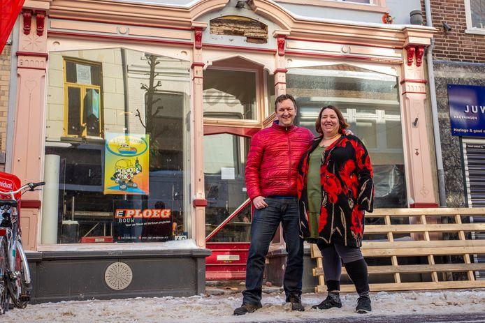 Harjo Cornelissen en Paula Cornelissen - Van Galen van Cadeauhuis Wageningen.