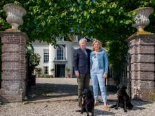 West Betuwe is blij met mooie tv-beelden van het 'Downton Abbey in Rivierenland'