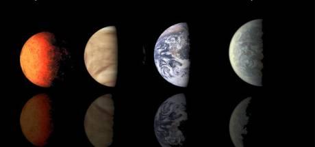 Exoplaneet ontdekt met formaat van de Aarde
