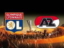 LIVE: AZ heeft niets te vertellen tegen B-team Lyon
